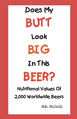 Nutritional Values of 2,000 Worldwide Beers